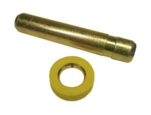 Стопорное кольцо и палец для коронки ковша экскаваторов Caterpillar J225/250/300