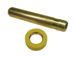 Стопорное кольцо и палец для коронки ковша экскаватора Caterpillar J350
