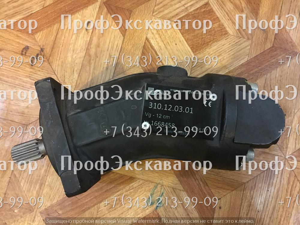 Гидронасос 310.12.03.01 для ЭО-3323А, ЕК-12, ЕК-14, ЕК-18, ЭО-4124