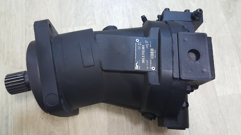 Гидромотор 303.3.112.501 для ЭО-4225А-07, ЭО-4225А-06, ЕК-270, ЭО-43211, ЭО-6123, ЭО-5126