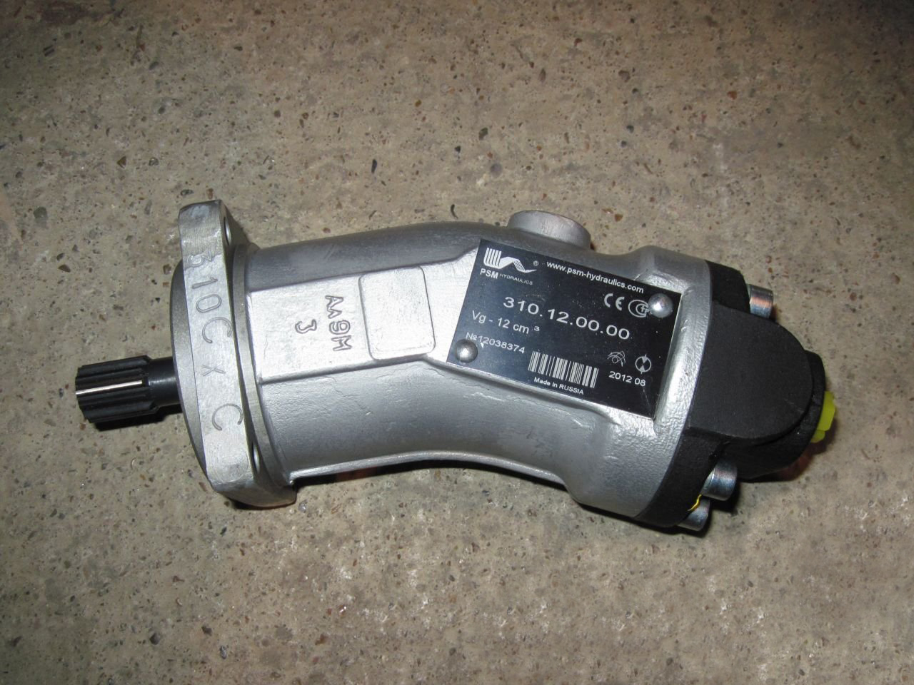 Гидромотор 310.12.00.00 для ЭО-3323, ЭО-4124, ЭО-4225, ЕК-12