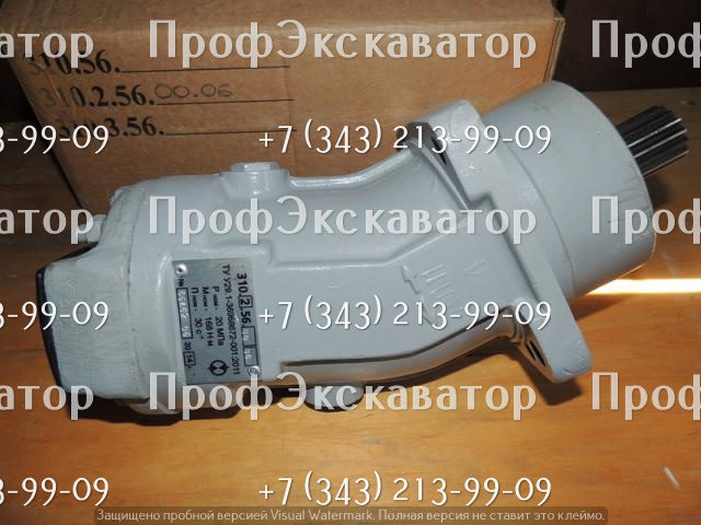 Гидронасос 310.2.56.04.06 для КС-5576, КС-4575, КС-4574