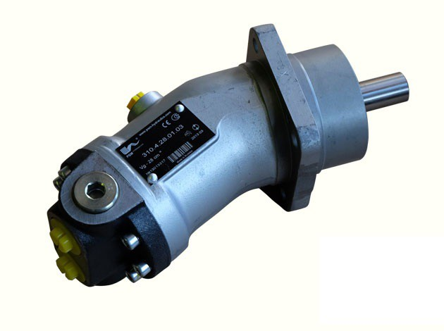 Гидромотор 310.4.28.01.03 для ЭО-5126, ЭО-5124А, ДУ-54, асфальтоукладчик ДС